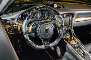 Topcar 911 Turbo Stinger GTR: Tuning