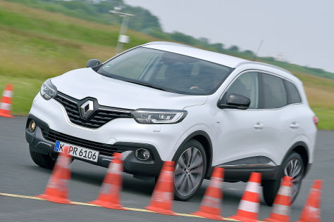 renault kadjar erster test des komapkt suv. Black Bedroom Furniture Sets. Home Design Ideas