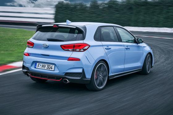 Hyundai I30 N 2018 Test Preis Performance Infos Motor