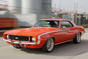 US-Cars aus sechs Jahrzehnten