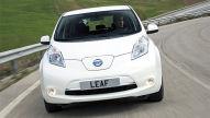 """Nissan Leaf mit """"Elektrobonus"""""""