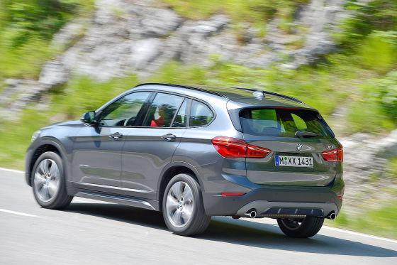 Kompakt-SUVs: Der neue BMW X1 trifft den Audi Q3 - autobild.de