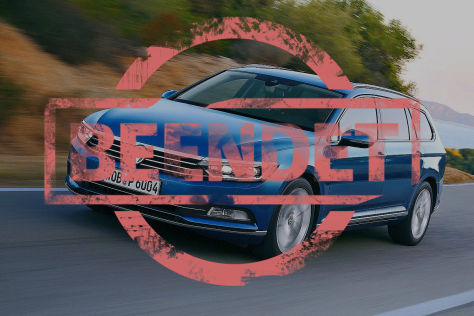 ZF Praxistest VW Passat