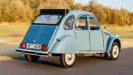 Citroën 2CV: Zum 70. Geburtstag