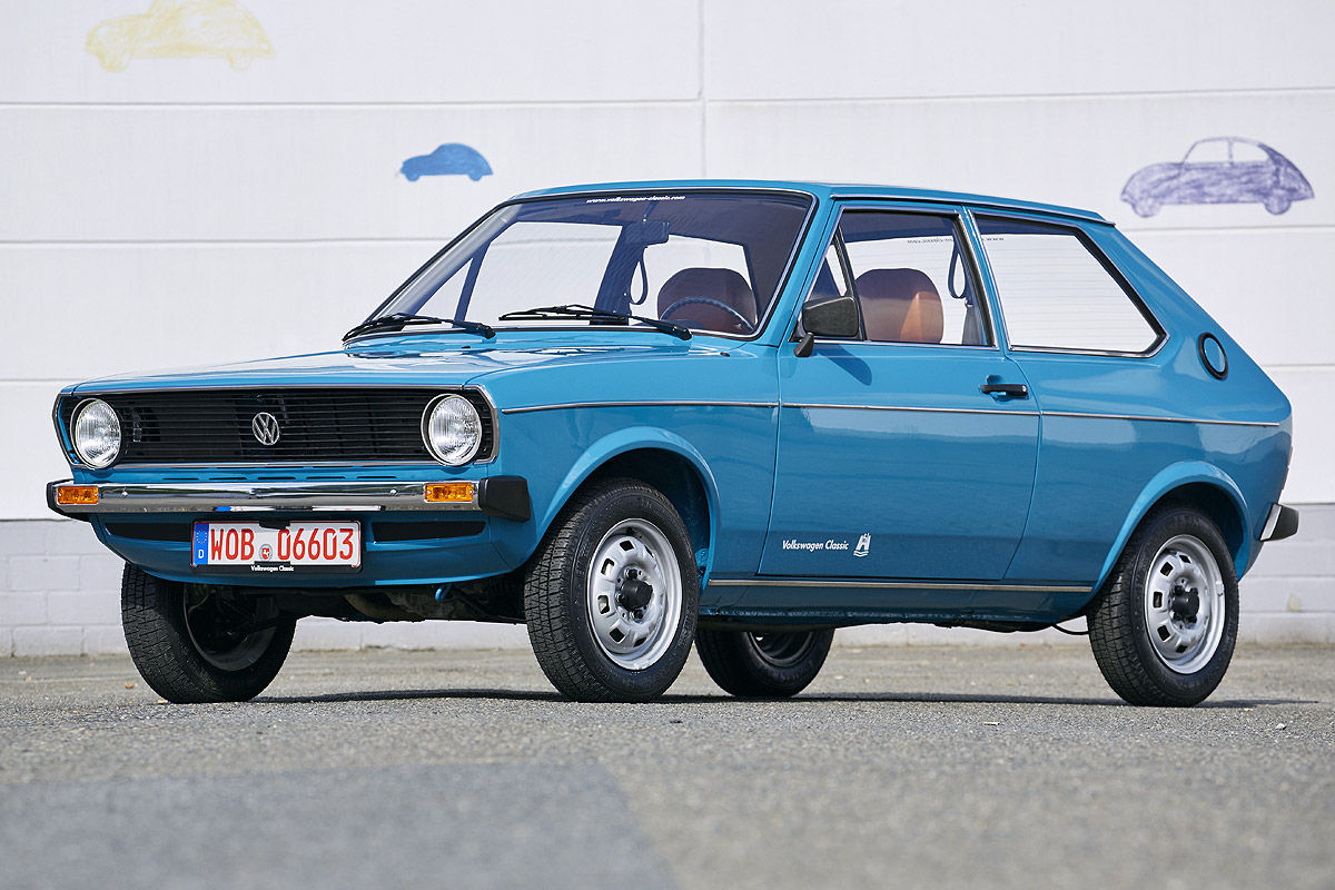 40 years old VW Polo
