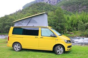 T6 für Campingspaß