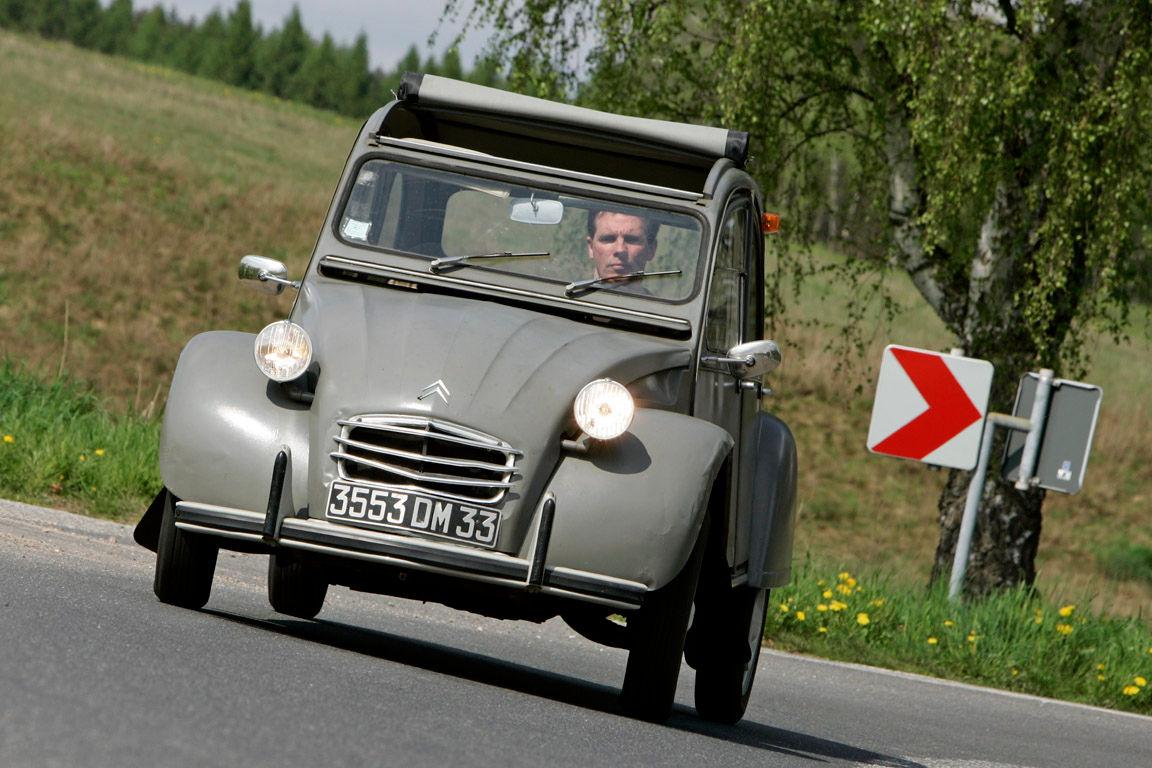 Rückblick auf den Citroën 2 CV (1948-1990)