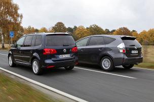 Neuzulassungen 1. Halbjahr 2015: Volkswagen und Toyota