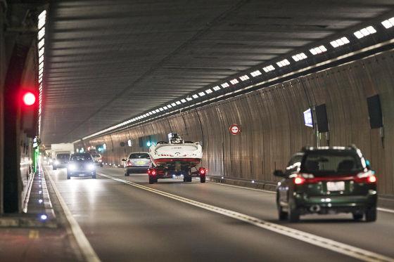 So sicher sind die Tunnel