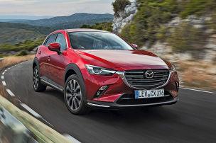 Mazdas Mini-SUV im Check