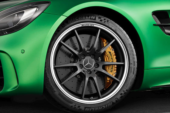 So sieht der neue AMG GT aus