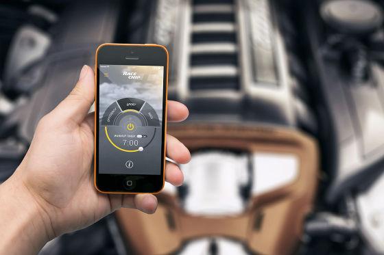 RaceChip Ultimate Connect verbindet Leistungssteigerung mit innovativer Smartphone-Steuerung