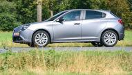 Alfa Romeo Giulietta: Gebrauchtwagen-Test