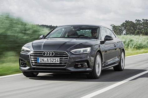 Audi A5 S5 Coup 233 2016 Vorstellung Preis Ps