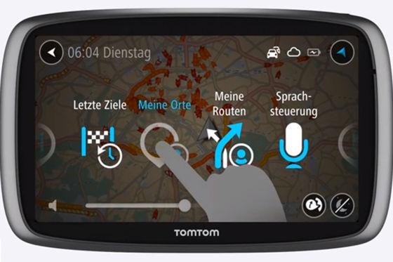 TomTom MyDrive App für Android und iOS: Vorausplanend navigieren
