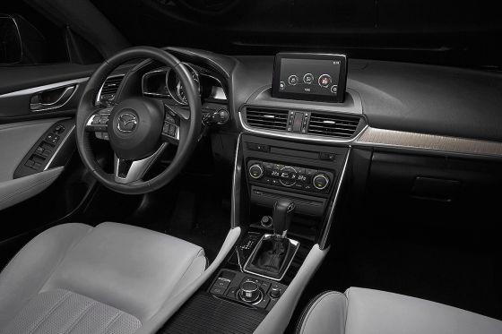 Schräge Sache von Mazda