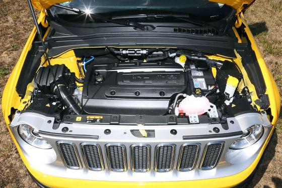 Jeeps Benzin-Bandit