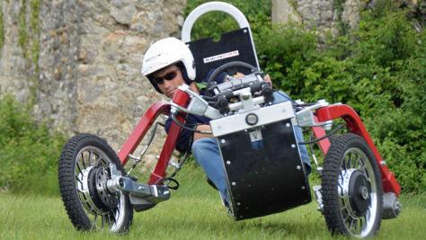 Swincar E-Spider: Vorstellung
