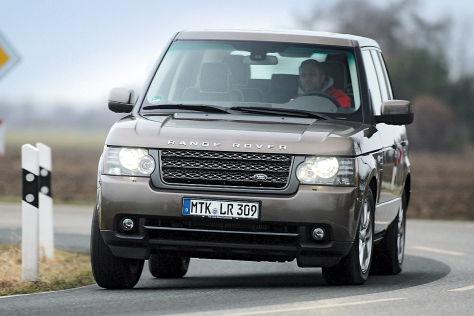 Rückruf Range Rover