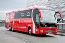 Mannschaftsbusse Bundesliga