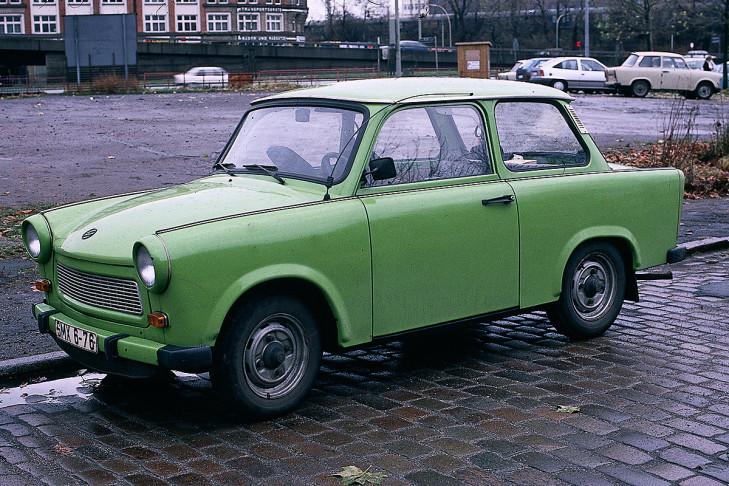 Jahrestag der Deutschen Einheit: Die Autos der DDR