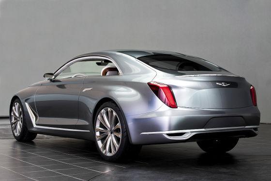Die S-Klasse von Hyundai