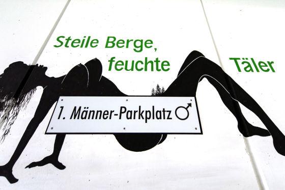 """""""Steile Berge, feuchte Täler"""""""