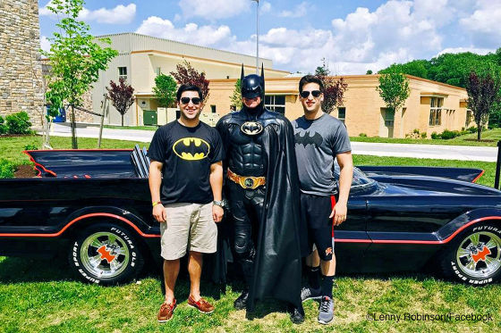 """""""Batman"""" stirbt bei Autounfall"""