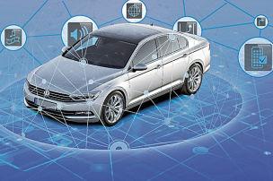 Wie gut ist VW vernetzt?
