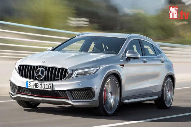 Video Mercedes Gla 2020 Autobild De