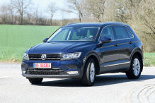 VW Tiguan: Gebrauchtwagen-Test