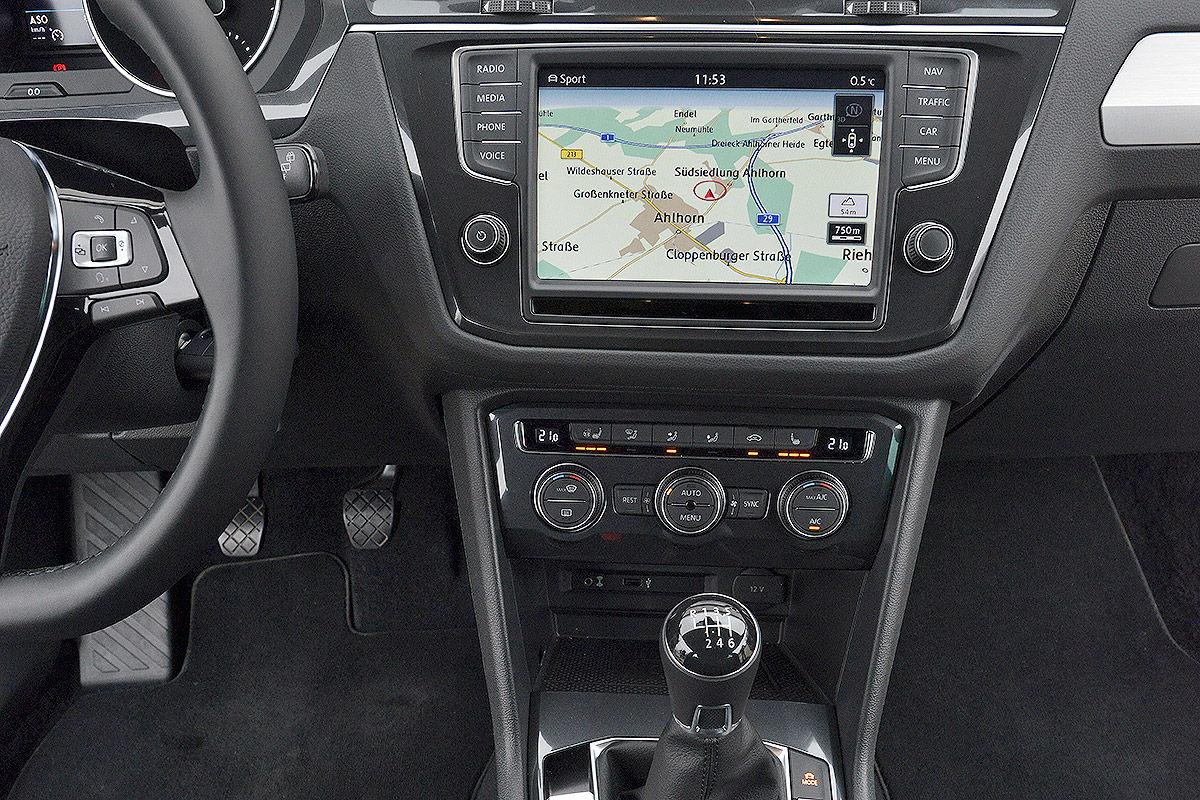 VW Tiguan II im Gebrauchtwagen-Test