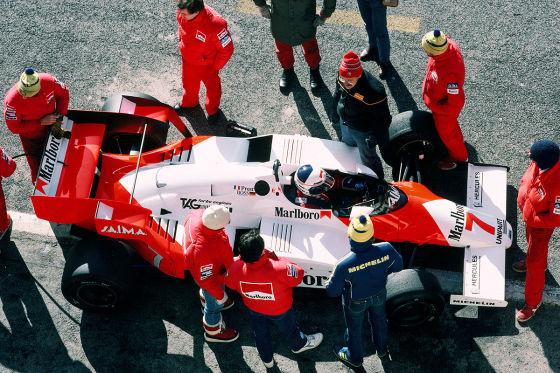 Porsches Rennsportlegenden