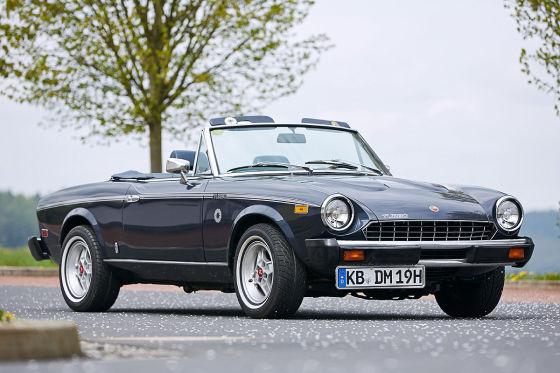 Der Fiat-Roadster kehrt zurück