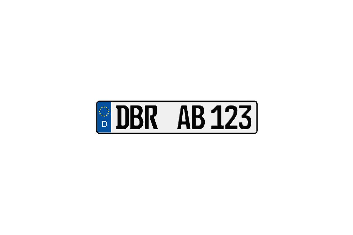 Neue-alte Kfz-Kennzeichen: Diese Regionalkürzel sind genehmigt