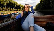 Mit dem Focus in St. Petersburg
