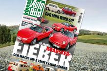 AUTO BILD KLASSIK 1/2016: Blick ins aktuelle Heft
