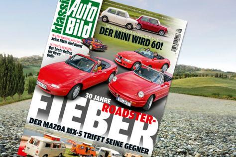 AUTO BILD KLASSIK 12/2015: Blick ins aktuelle Heft