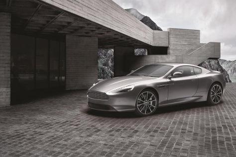Aston Martin Db9 Gt Bond Edition Vorstellung Autobild De