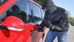 Autodiebstahl-Statistik