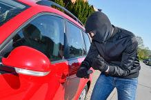 Autodiebstahl-Statistik 2014: Die meistgeklauten Autos