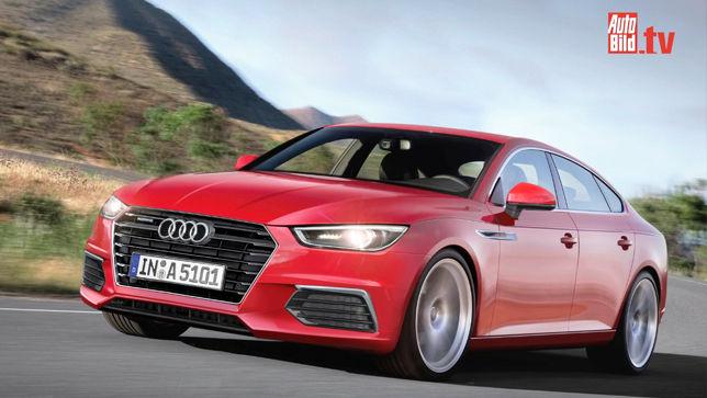 Video Audi A5 Sportback A7 A9 2016 2019 Autobild De