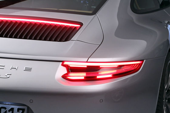 porsche 911 facelift iaa 2015 test sitzprobe. Black Bedroom Furniture Sets. Home Design Ideas