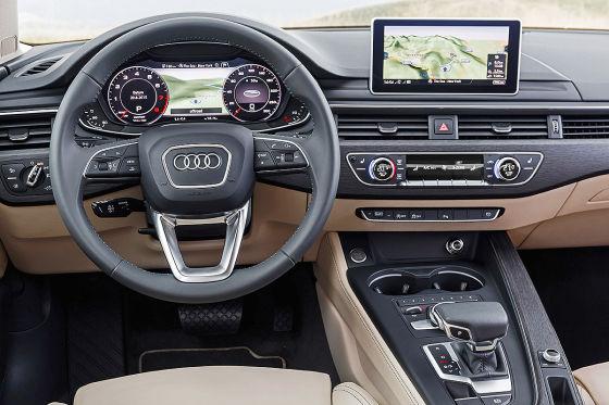 Neuer Audi A4: so fährt sich der Ringträger der Mittelklasse ...