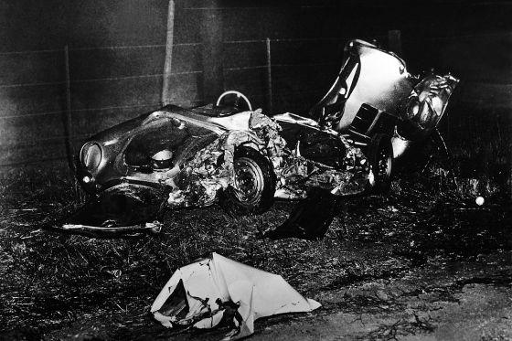 Zum 60 Todestag R 252 Ckblick Auf James Deans Letzte Fahrt