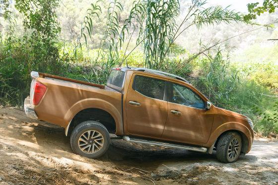 So kommt der neue Nissan-Pick-up