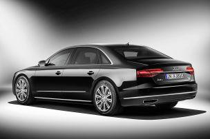 Gepanzerter Audi A8