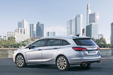 Opel Astra Sports Tourer 2016 Vorstellung Preise