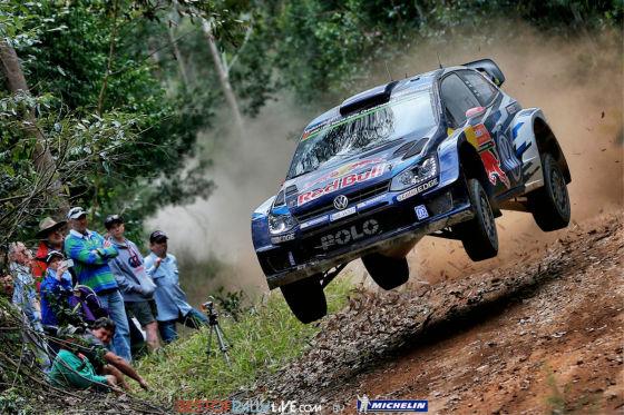 10. Lauf zur Rallye-Weltmeisterschaft 2015