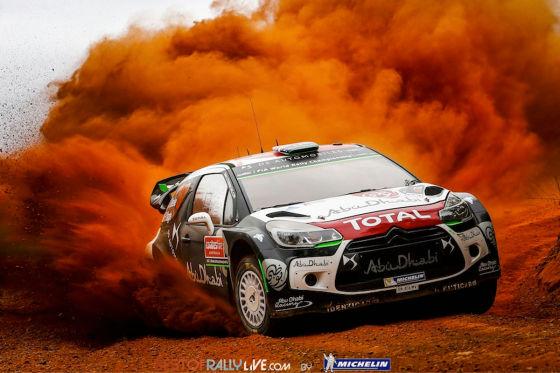 Michelin Rallys Australien Abu Dhabi